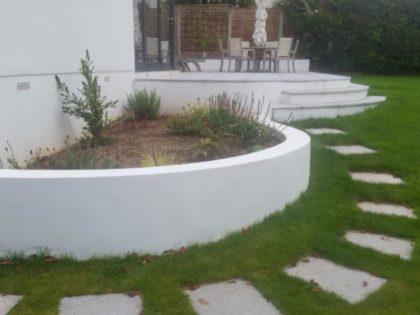 Art Deco Garden, Sneyd Park