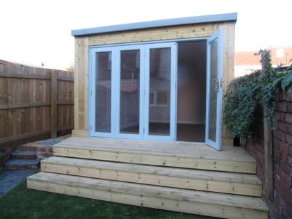 Garden Studio, Brislington
