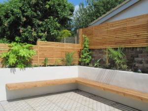 Moroccan Inspired Garden, Bishopston