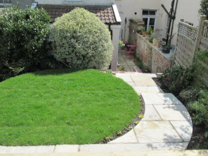 Terraced Garden Design, St. Andrews