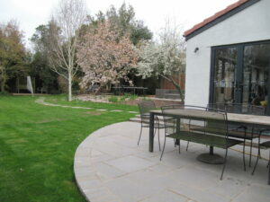 Large Garden Design, Sneyd Park