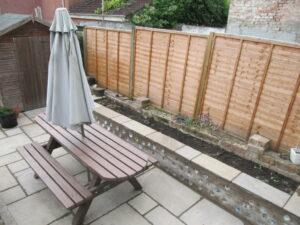 Eco Brick Raised Bed, Totterdown