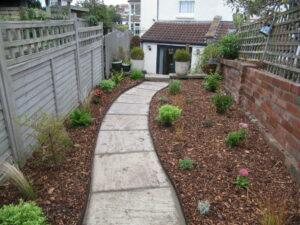 Small Garden, St. Andrews